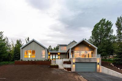 Park City Single Family Home For Sale: 8812 N Sackett Drive