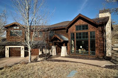 Park City Single Family Home For Sale: 3275 Signal Hill Court