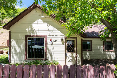 Park City Single Family Home For Sale: 180 Daly Avenue