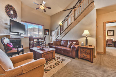 Single Family Home For Sale: 2669 Canyons Resort Drive #411