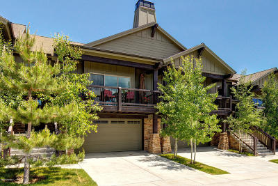 Heber City Condo/Townhouse For Sale: 14350 N Council Fire Trail #2c