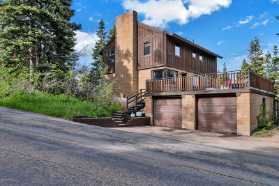 Park City Single Family Home For Sale: 325 Parkview Drive