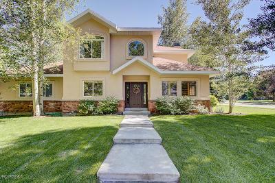 Park City Single Family Home For Sale: 1444 Rio Grande Road