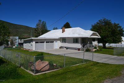 Oakley, Peoa Single Family Home For Sale: 5739 N. Sr 32