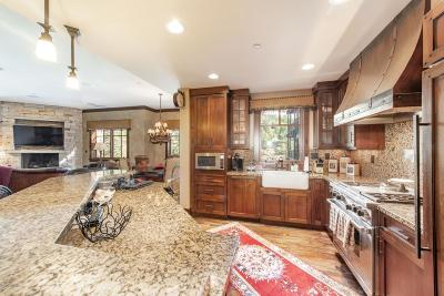 Park City Single Family Home For Sale: 8880 Empire Club Drive #312