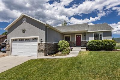 Oakley, Peoa Single Family Home For Sale: 5243 N Riata Circle