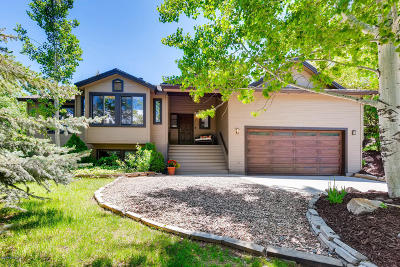 Park City Single Family Home For Sale: 3865 Lariat Road