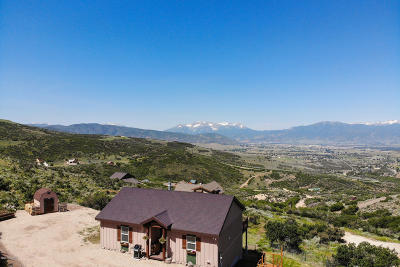 Heber City Single Family Home For Sale: 1460 S Westview Drive