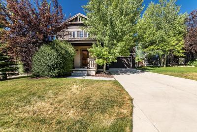 Park City Single Family Home For Sale: 1237 E Foxcrest Drive