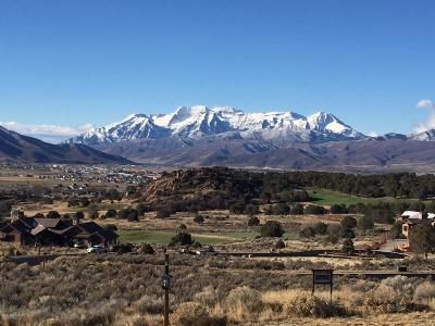 Heber City Residential Lots & Land For Sale: 710 N Pinto Knoll Cir (Lot 522)