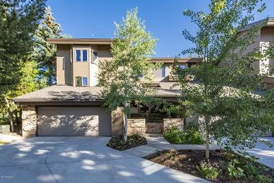 Park City Condo/Townhouse For Sale: 1795 Lakeside Circle