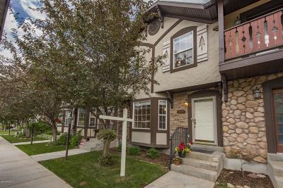 Midway Condo/Townhouse For Sale: 844 E Hamlet Circle South