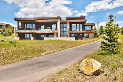 Park City Single Family Home For Sale: 3117 Blue Sage Trail