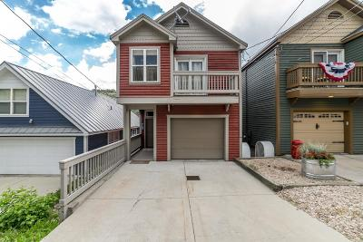 Park City Single Family Home For Sale: 948 Woodside Avenue