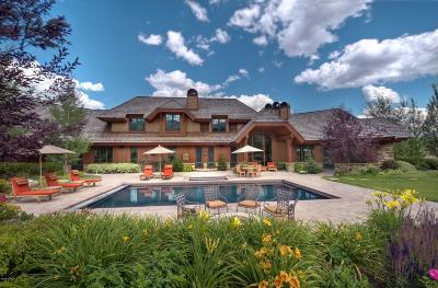 Park City Single Family Home For Sale: 1042 Quarry Mountain Lane