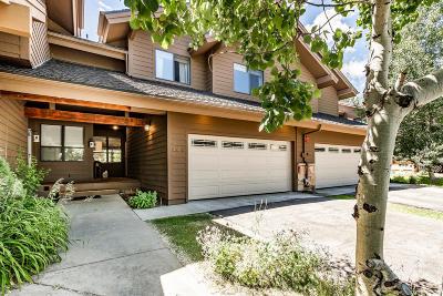 Park City UT Condo/Townhouse For Sale: $835,000
