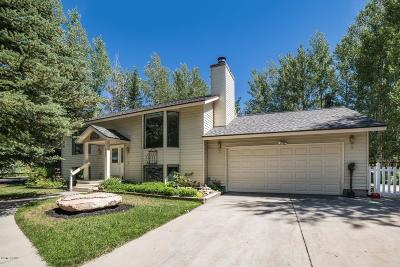 Park City Single Family Home For Sale: 843 River Birch Court
