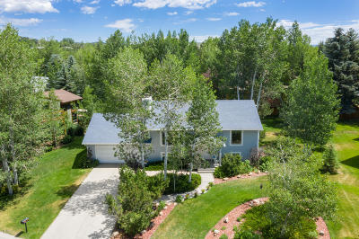 Park City Single Family Home For Sale: 2820 Hackney Court
