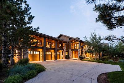 Park City Single Family Home For Sale: 2723 Estates Drive Drive
