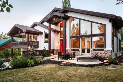 Park City Single Family Home For Sale: 2636 W Sackett Drive