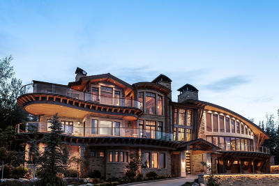 Park City Single Family Home For Sale: 9828 N Summit View Drive