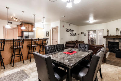 Park City Condo/Townhouse Time Clause: 5501 N Lillehammer Lane #4204