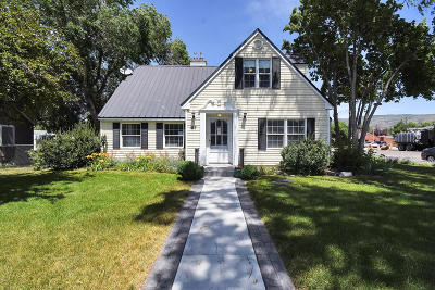 Single Family Home For Sale: 87 E 100 N
