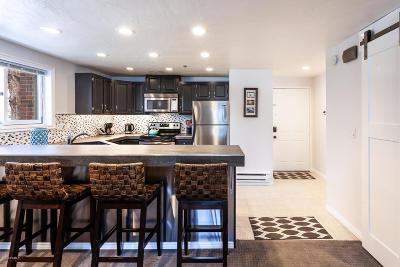 Park City Single Family Home For Sale: 1401 Woodside Avenue #101