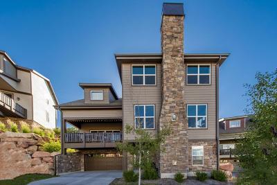 Park City Single Family Home For Sale: 5449 Luge Lane