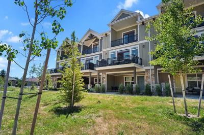 Park City Condo/Townhouse For Sale: 1342 Fiddich Glen Lane