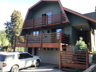 Park City Single Family Home For Sale: 180 Lower Evergreen Drive
