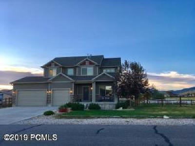 Single Family Home For Sale: 270 Scenic Heights Road