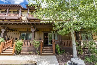 Park City Single Family Home For Sale: 2001 Park Avenue #112