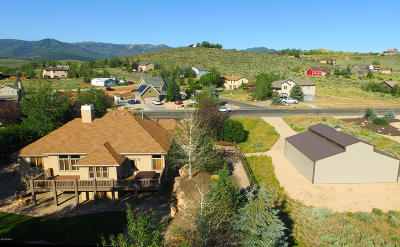 Park City Single Family Home For Sale: 6196 N Highland Drive