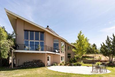 Single Family Home For Sale: 1680 E 1650 North