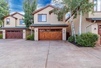 Park City Single Family Home For Sale: 6641 Trout Creek Court