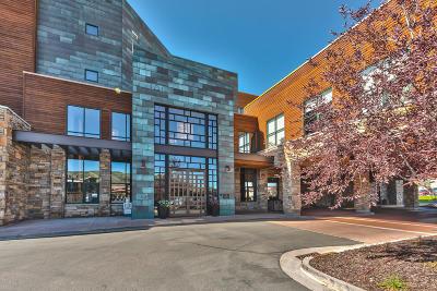 Park City Condo/Townhouse For Sale: 1476 Newpark Boulevard #305