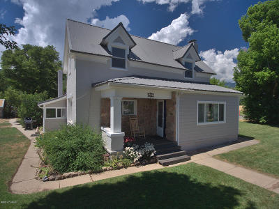 Midway Single Family Home For Sale: 502 S 442 West