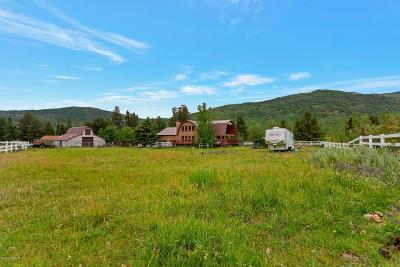 Oakley, Peoa Single Family Home For Sale: 6483 E Weber Canyon Road
