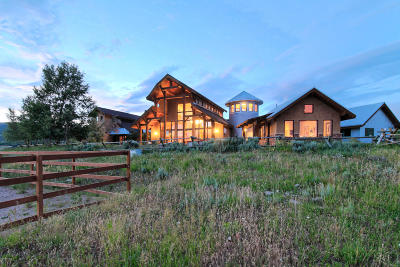 Glenwild, Silver Creek Single Family Home For Sale: 8845 Silver Creek Road