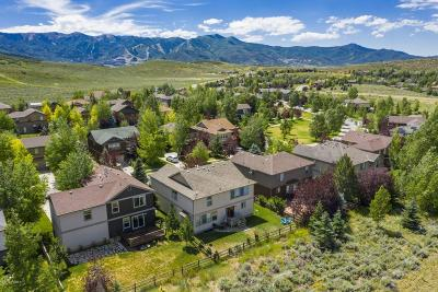 Park City Single Family Home For Sale: 1229 E Foxcrest Drive