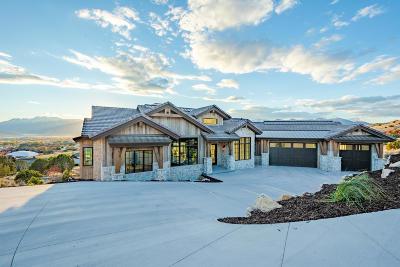 Heber City Single Family Home For Sale: 605 N Ibapah Peak Dr (Lot 180)