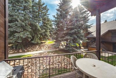 Park City Condo/Townhouse For Sale: 2025 Canyons Resort Drive #A6