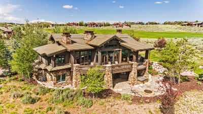 Park City Single Family Home For Sale: 2663 E Silver Berry Court