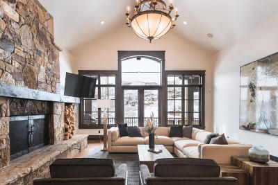 Park City UT Condo/Townhouse For Sale: $3,900,000