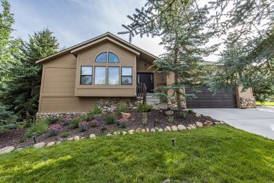 Single Family Home For Sale: 3585 Lariat Road