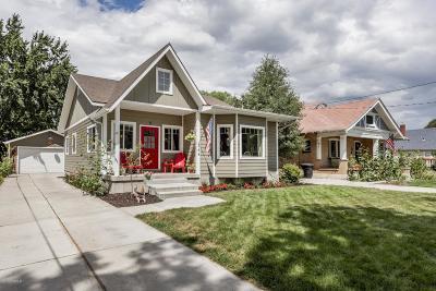 Heber City Single Family Home For Sale: 344 W Center Street