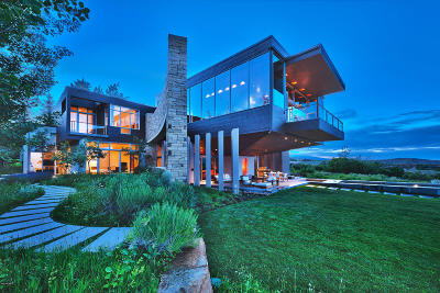 Park City UT Single Family Home For Sale: $9,200,000