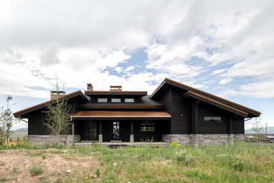 Park City Single Family Home For Sale: 5878 Dakota Trail
