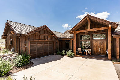 Heber City Single Family Home For Sale: 7503 N Victory Club Drive